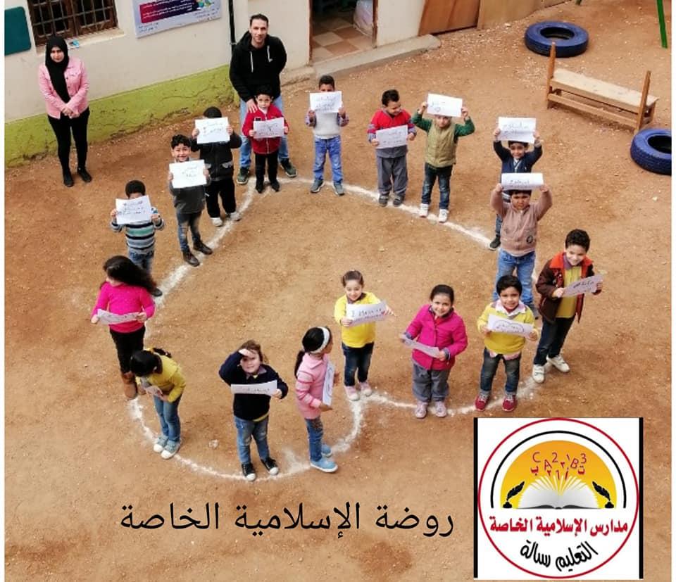 أنشطة رياض الأطفال احتفالا بعيد الأم.